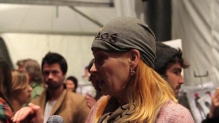 Backstage sfilata Vivienne Westwood autunno inverno 2013-14 | Milano Moda Uomo