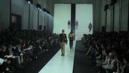 Collezione uomo Bikkembergs A/I 2013/14 Milano fashion week