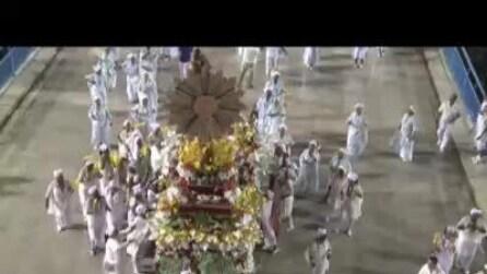 Carnevale di Rio, si comincia con la benedizione del Sambodromo