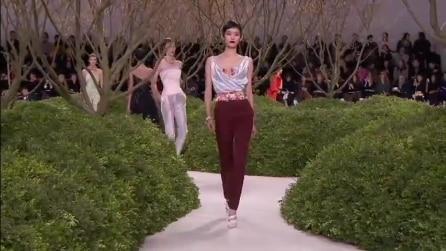 Sfilata Dior Haute Couture Primavera/Estate 2013