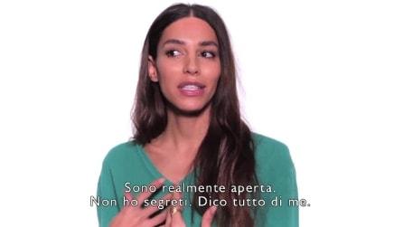 Lea T testimonial per la campagna P/E 2013 di Benetton