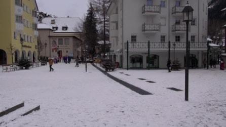 Ortisei in inverno