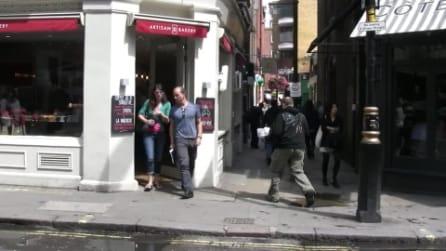 La Soho di Londra