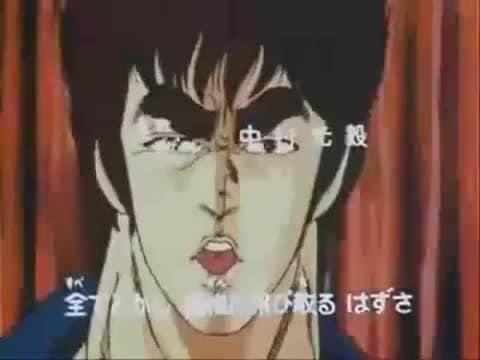 Sigla di ken il guerriero 1986