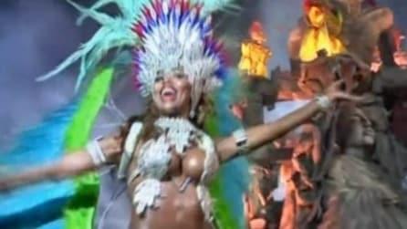 Il maestoso carnevale di Rio de Janeiro