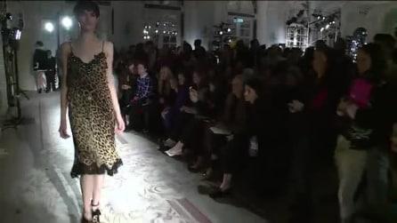 Moschino Cheap and Chic Fall/Winter 2013 Fashion Show