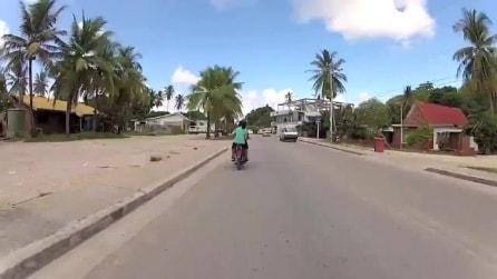 In auto a Nauru