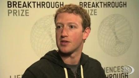 Zuckerberg (Facebook) e Brin (Google) fondano il premio per la scienza più generoso al mondo