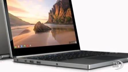 Chromebook Pixel, il portatile di Google con touchscreen