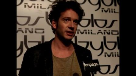 """Manuel Facchini: """"Mi sono ispirato a Ofelia e Kate Moss"""" (Intervista)   Byblos Fashion Show fall winter 2013-14"""