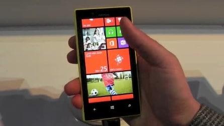 Anteprima Nokia Lumia 720 - Mobile World Congress 2013
