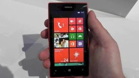 Anteprima Nokia Lumia 520 - Mobile World Congress 2013