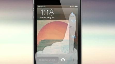 iOS 7 potrebbe essere così