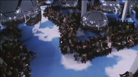 Christian Dior sfilata Autunno/Inverno 2013/2014