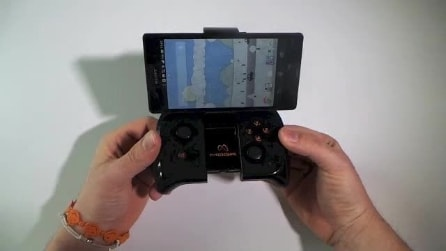 Review Moga, il gamepad bluetooth per Android