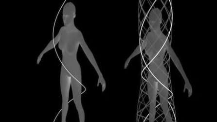 Il primo abito al mondo realizzato con una tecnologia 3D