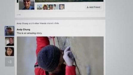 Dietro le quinte del nuovo News Feed di Facebook