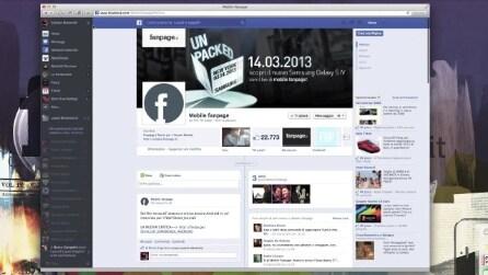 Nuovo Facebook News Feed 2013: la video prova