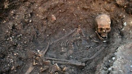 Ricercatori dell'Università di Leicester ritrovano le ossa di Re Riccardo III