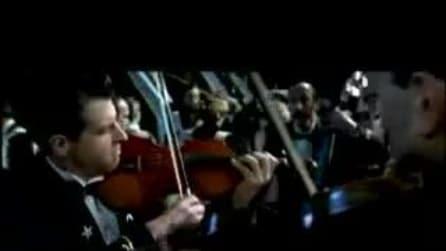Titanic - i musicisti continuano a suonare