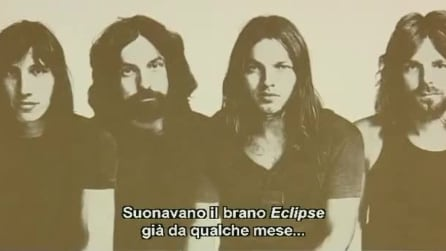 Pink Floyd - The Making of Dark Side Of The Moon - Sub Ita