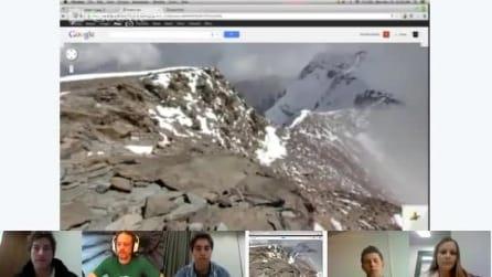 Le vette più alte del mondo, la collezione speciale di Google Street View