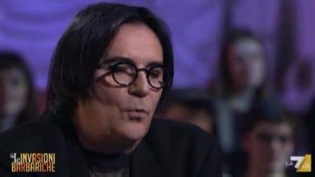 """Renato Zero: """"Non sono un internauta. Mi occupo di citofoni"""""""