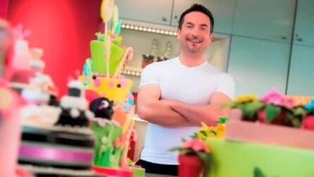 """Le torte di Renato su Real Time: """"Ho stupito anche i giornalisti del Tg5"""""""