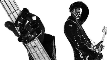 SAINT LAURENT MUSIC PROJECT / DAFT PUNK