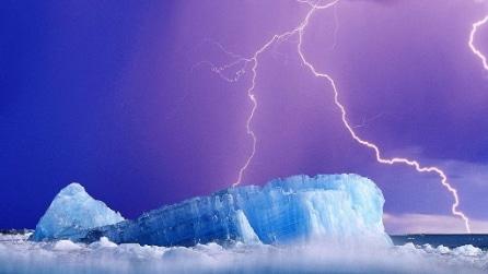 Una schiuma di cristallo in Minnesota