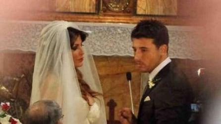 Guendalina Tavassi e Umberto D'Aponte in luna di miele