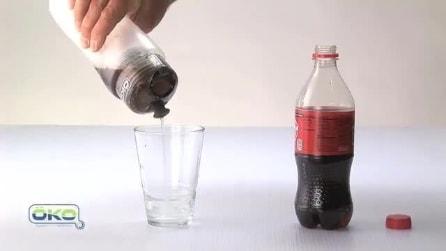 La Coca Cola diventa acqua con il filtro miracoloso