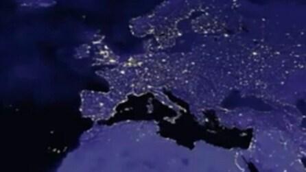 I suoni della Terra dallo Spazio