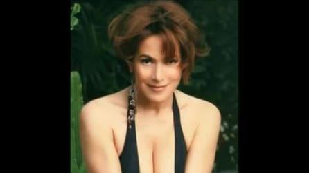 Barbara D'Urso nuda e sexy: il topless e il lato B in primo piano