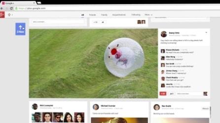 Arriva il nuovo Google+