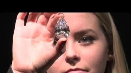 Diamante record venduto per 23,5 milioni di dollari