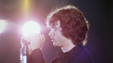 Addio a Ray Manzanek, The Doors | Light My Fire live