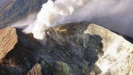 Costa Rica, vulcano Turrialba erutta cenere: villaggio vicino evacuato