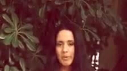IceBucket, Paola Iezzi accetta la sfida e sfida Bianca Balti