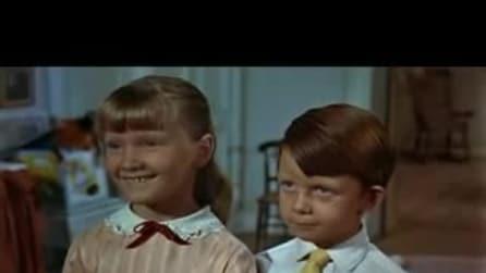 """Mary Poppins: """"Basta un poco di zucchero e la pillola va giù..."""""""