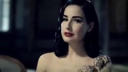 Dita Von Teese, sexy regina del Burlesque