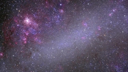 La foto più grande della galassia realizzata dalla NASA