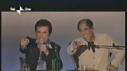 Adriano Celentano e Little Tony