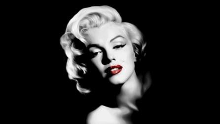"""Marilyn Monroe canta a J.F. Kennedy """"Happy Birthday Mr. President"""""""