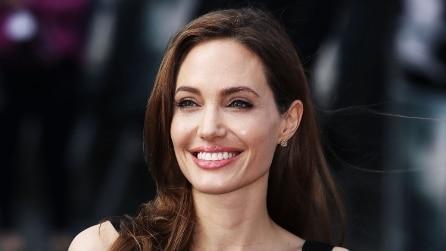 Angelina Jolie sul red carpet dopo la mastectomia