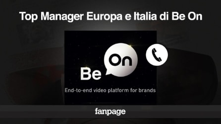 Intervista ai top manager Europa e Italia di Be On