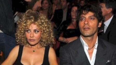 Eva Grimaldi e Gabriel Garko, un'amicizia che continua anche dopo l'amore