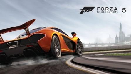 Teaser Trailer di Forza Motorsport 5