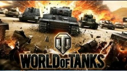 Trailer di World of Tanks - E3 2013