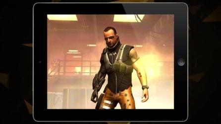 Trailer Deus Ex: The Fall